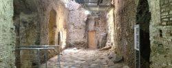 visita guidata roma, cripta sotterranea, archeologia roma