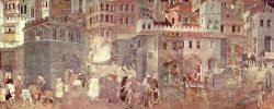 corso storia dell'arte roma, medioevo arte