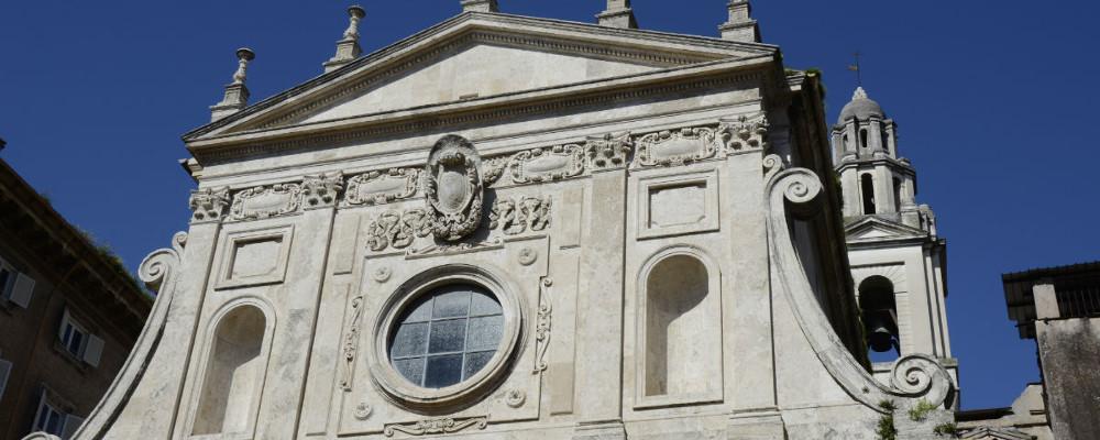 7 Aprile h 11.30 - Chiesa di Santa Caterina ai Funari