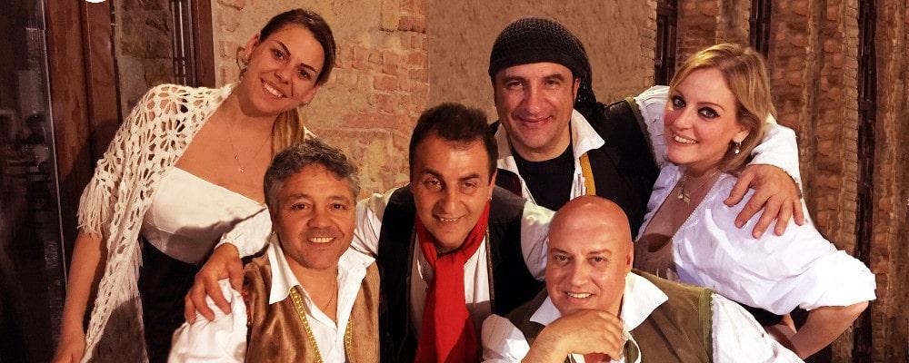 festa popolare romana, folklore romano, feste e serate musicali, feste a roma, musica popolare