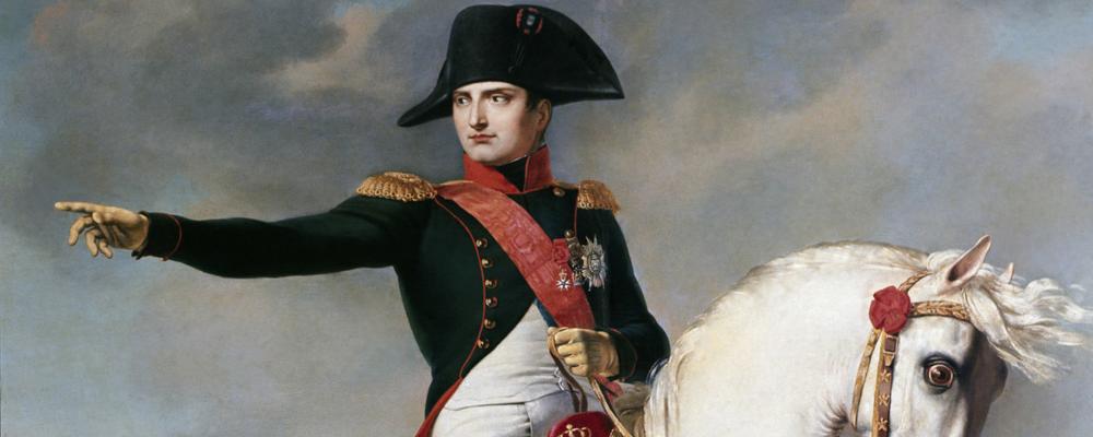 7 Aprile h 19.30 - Napoleone Bonaparte dal Consolato all'Impero