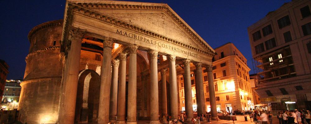 2 Luglio h 11.00 - Monumenti Adrianei, Pantheon & Tempio di Adriano