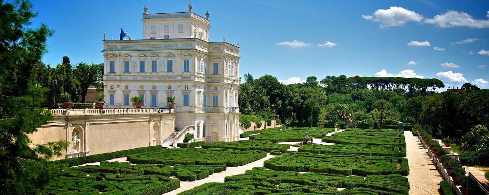 17 Giugno h 10.30 - Passeggiata per Villa Pamphili