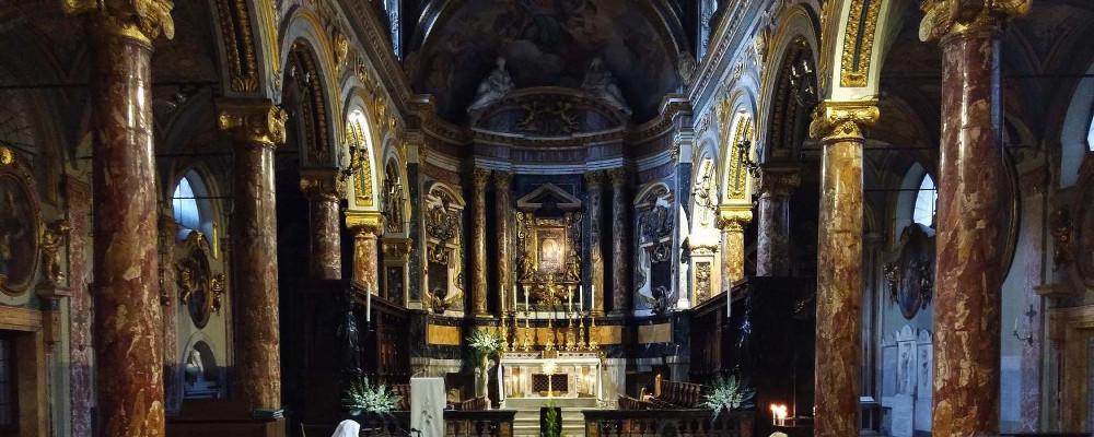 10 Giugno h 11.00 - Sotterranei & Basilica di S.Maria in Via Lata