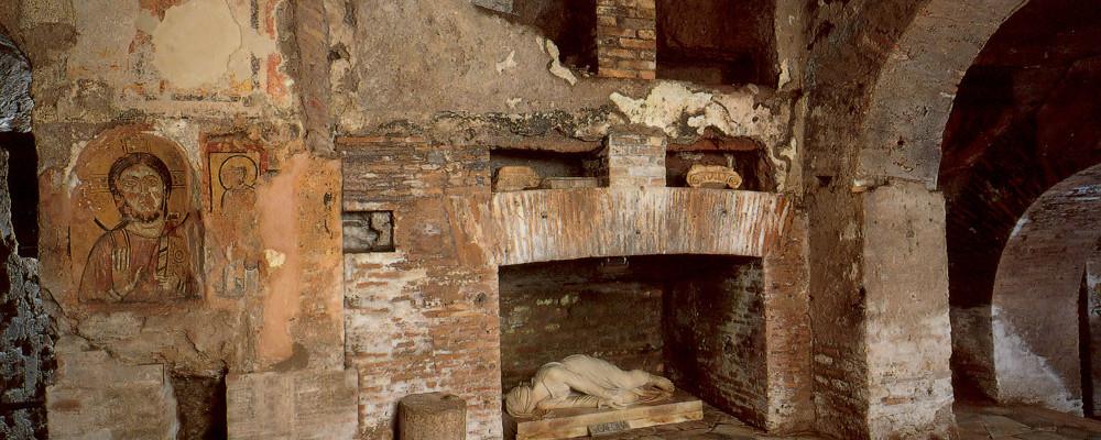 21 Ottobre h 16.00 - Basilica di Sant'Agnese e Catacombe