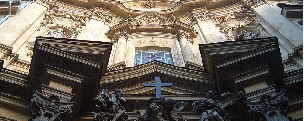 14 Ottobre h 10.30 - Chiesa della Maddalena e la Sacrestia