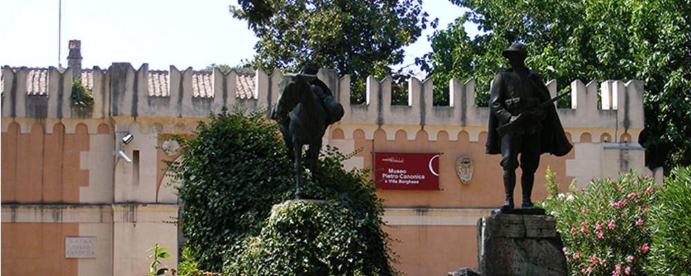 7 Ottobre h 17.00 - Passeggiata a Villa Borghese
