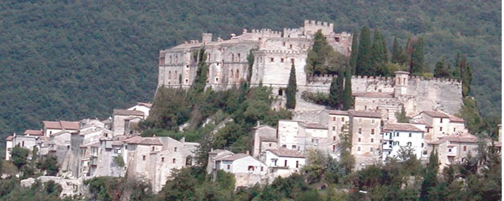 18 febbraio h 8:30 - GITA AL CASTELLO DI ROCCA SINIBALDA e COLLE DI TORA