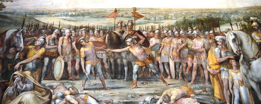 17 marzo h 15:00 - MUSEI CAPITOLINI E SALA DEGLI ORAZI E CURIAZI