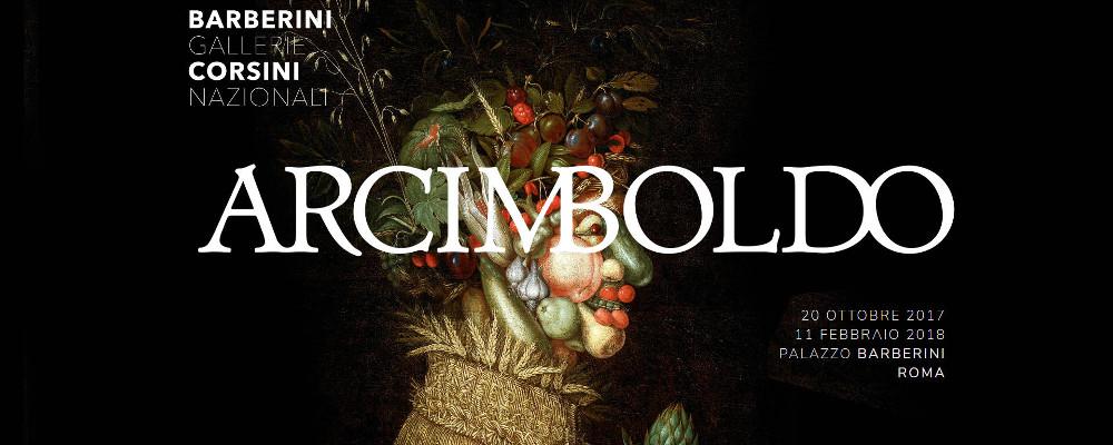 13 Gennaio h 11.00: VISITA MOSTRA ARCIMBOLDO – PALAZZO BARBERINI