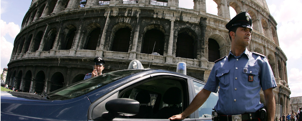 9 Marzo h.18.00 - Tavola Rotonda: SICUREZZA URBANA E LEGALITÀ A ROMA