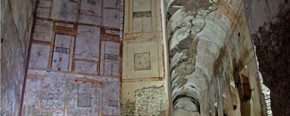 VISITA GUIDATA ROMA, DOMUS AUREA ROMA, ARCHEOLOGIA ROMA, APERTURE STRAORDINARIE, VISITA MULTIMEDIALE