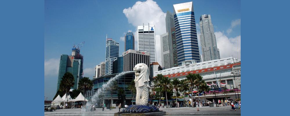 DA SINGAPORE ALLA THAILANDIA