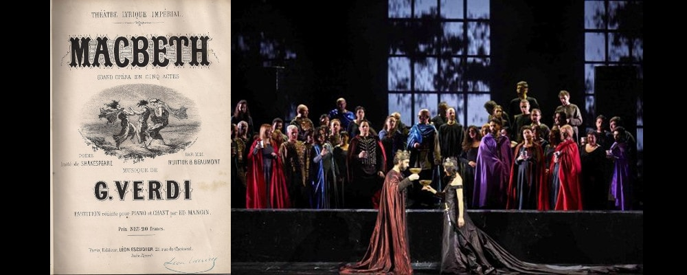 OMAGGIO ALL'OPERA LIRICA: MACBETH