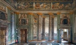 visite guidate Roma, associazione culturale roma, villa farnesina