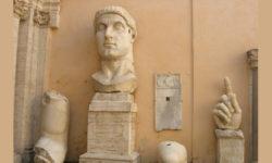 conferenza roma, storia antica romana, confernza su costantino, età costantiniana