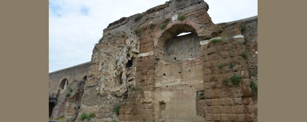 AREA ARCHEOLOGICA AD SPEM VETEREM, ARCHEOLOGIA ROMA, VISITE GUIDATE ROMA