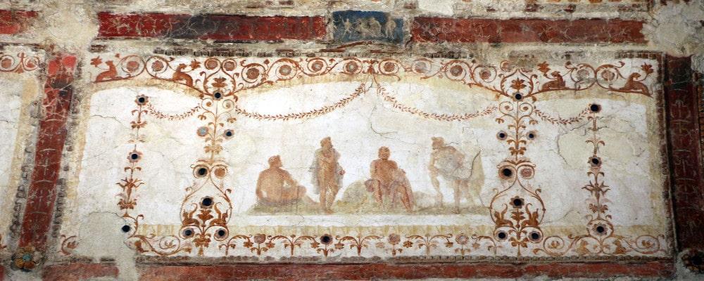 DOMUS TRANSITORIA, VISITE GUIDATE ROMA, SCOPRIRE ROMA, FORO PALATINO ROMA, NERONE