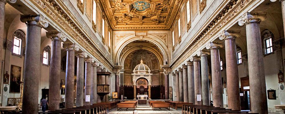 10 Novembre h 11:00 - VISITA ALLA BASILICA DI S.CECILIA & CHIESA DI S.CRISOGONO