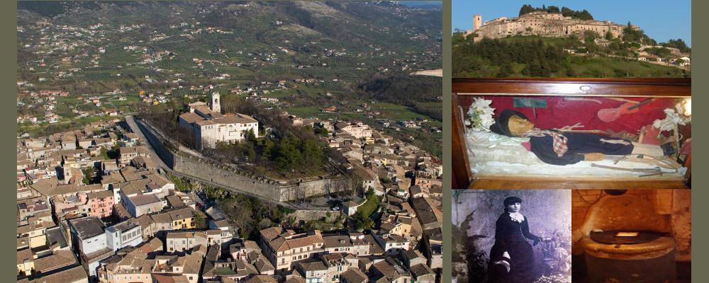 16 Febbraio h 8:30 - GITA DOMENICALE CASTELLO DI FUMONE & ALATRI