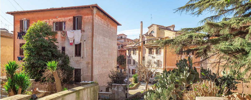 6 Marzo h 16.00: GARBATELLA: Una città dentro Roma